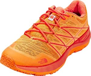 The North Face Ultra Cardiac II Kengät Miehet, Exuberance Orange/Tibetan Orange