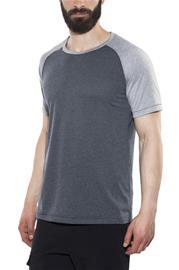 Bergans Filtvet T-paita Miehet, graphite melange/grey melange