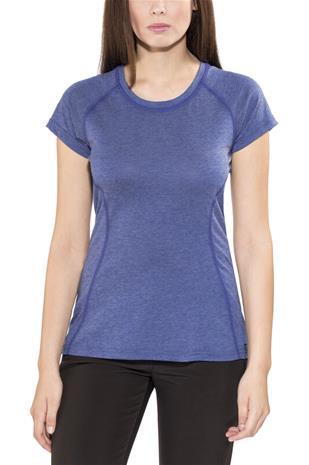 Bergans Cecilie T-paita Naiset, ink blue melange/navy