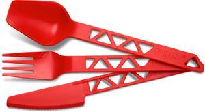 Primus Lightweight Trail Ruokailuvälineet, red