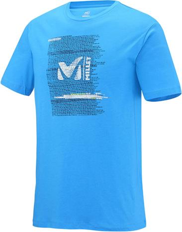 Millet Millet Be Bold TS Lyhythihainen paita Miehet, electric blue