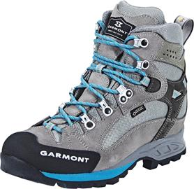 Garmont Rambler GTX Kengät Naiset, warm grey/aqua blue
