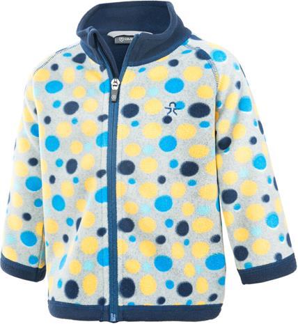 Color Kids Tugo Mini 2 Face Fleece Takki Lapset, estate blue