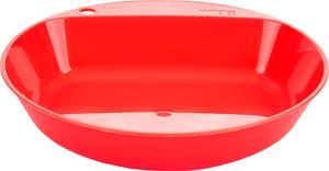 Wildo Camper Plate Deep, red