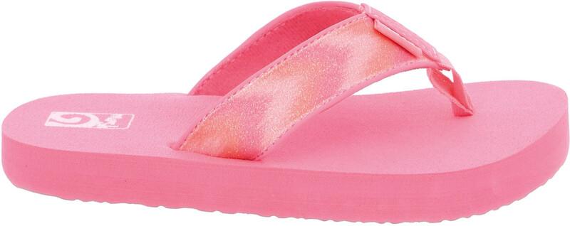 Teva Mush II Sandaalit Lapset, pink multi sparkle