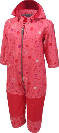 Color Kids Tajo Mini Softshell Haalari Tytöt, sugar coral