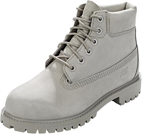 "Timberland Icon Collection Premium Saappaat 6"""" Lapset, grey nubuck"