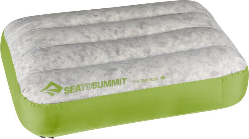 Sea to Summit Aeros Down Pillow L, lime