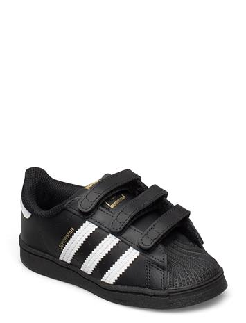 adidas Originals Superstar Cf I Tennarit Sneakerit Kengät Adidas Originals CBLACK/FTWWHT/CBLACK