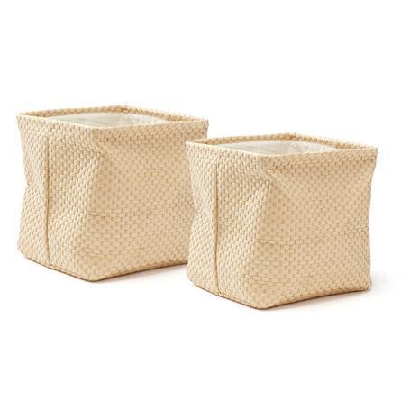 Kids Concept Kids Concept-Storage Box Paperboard, 2 Pcs