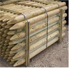 Kyllästetty puutolppa 80 x 2500 mm
