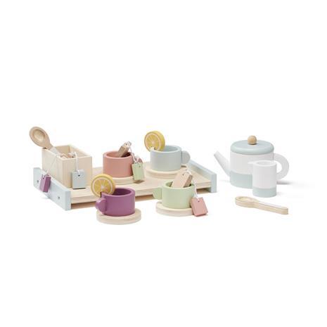 Kids Concept Bistro Tea Set, 21 Pieces
