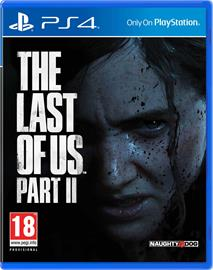 The Last Of Us Part 2, PS4-peli