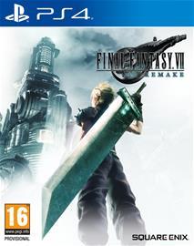 Final Fantasy VII: Remake, PS4-peli
