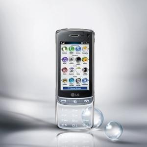 LG GD900 Crystal, puhelin