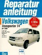 VW Transporter T4 ab Baujahr 1995, kirja