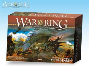 War of the Ring 2nd Edition, lautapeli