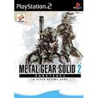 Metal Gear Solid 2 - Substance, PS2-peli