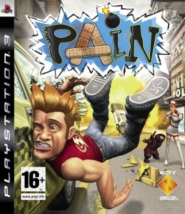 Pain, PS3-peli