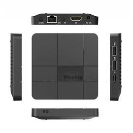 Wechip HDTV-V8-Black android, mediatoistin