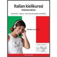Italian kielikurssi, Peruskurssi (Ann-Charlotte Wennerholm), kirja