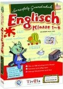 Lernerfolg Grundschule Englisch 1.-4- Klasse. CD-ROM für Windows / Mac, kirja