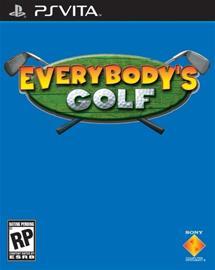 Everybody's Golf, PS Vita -peli