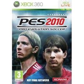 Pro Evolution Soccer 2010, Xbox 360 -peli