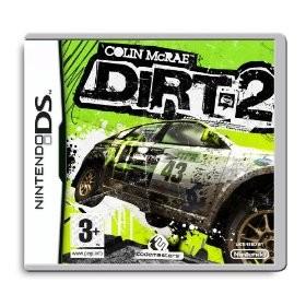 Colin McRae Dirt 2, Nintendo DS -peli