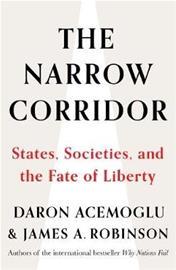 The Narrow Corridor (Acemoglu, Daron Robinson, Ja, kirja