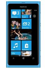 Nokia Lumia 800, puhelin
