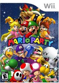 Mario Party 9, Nintendo Wii -peli