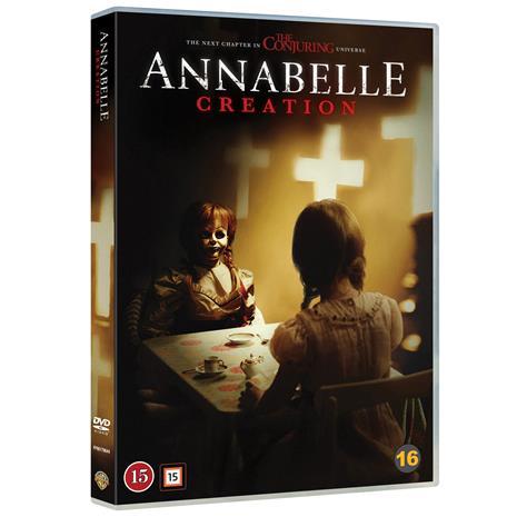Annabelle Elokuva