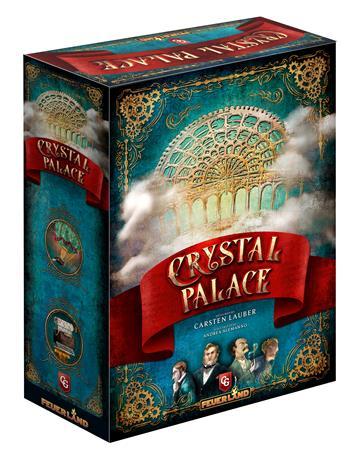 Crystal Palace, lautapeli