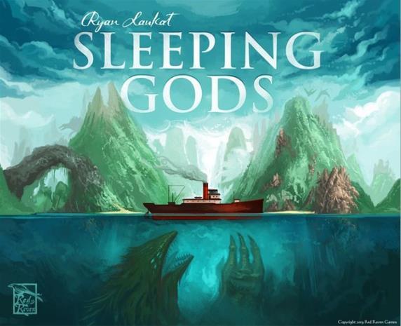 Sleeping Gods Lautapeli