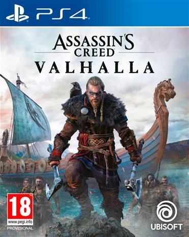 Assassin's Creed: Valhalla, PS5 -peli