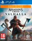 Assassin's Creed: Valhalla Gold Edition, PS4 -peli