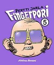Fingerpori 5 (Pertti Jarla), kirja