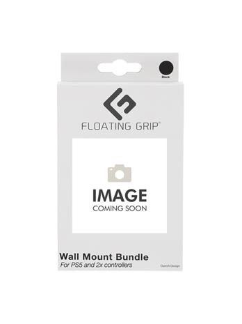 Floating Grip Wall Mount Bundle, PS5 -seinäteline