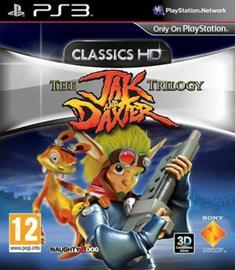 Jak & Daxter HD Collection, PS3-peli