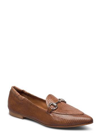 Billi Bi Shoes 4502 Loaferit Matalat Kengät Billi Bi LT.BROWN 11215 LIZARD 350