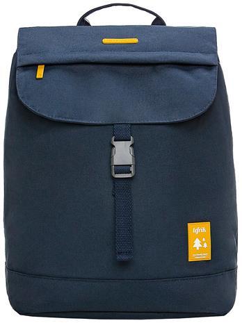 Lefrik Scout Backpack night blue / mustard
