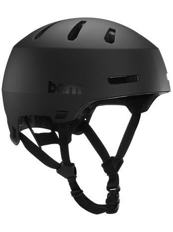 Bern Macon 2.0 EPS MIPS Helmet matte black Miehet