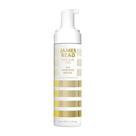 James Read H20 Hydrating Mousse - 200 ml