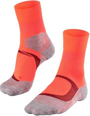 Falke RU 4 Cool Socks Women, neon red, Naisten housut ja muut alaosat