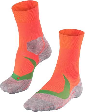 Falke RU 4 Cool Socks Men, neon red, Miesten housut ja muut alaosat