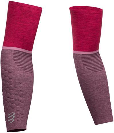 Compressport ArmForce Ultralight Arm Sleeves Irtohihat, pink/melange, Muut urheiluvälineet