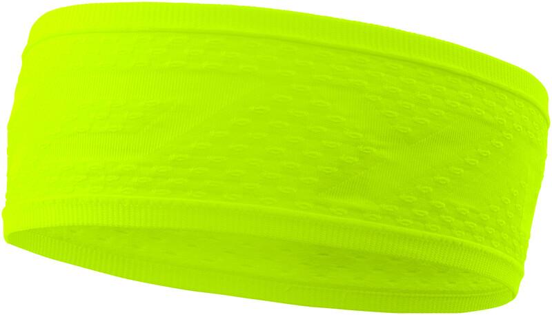 Dynafit Dryarn 2 Otsapanta, fluo yellow, Miesten hatut, huivit ja asusteet