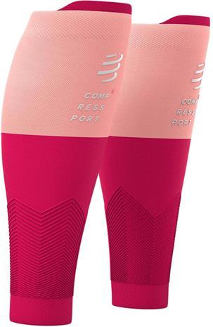 Compressport R2V2 Pohjesäärykset, pink, Miesten housut ja muut alaosat