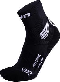 UYN Run Trail Challenge Sukat Naiset, black/white, Naisten housut ja muut alaosat